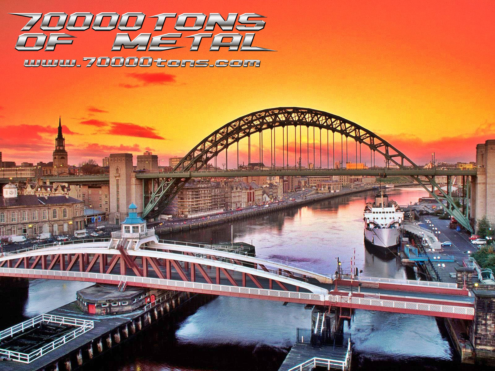Newcastle: The World's Biggest Heavy Metal Cruise