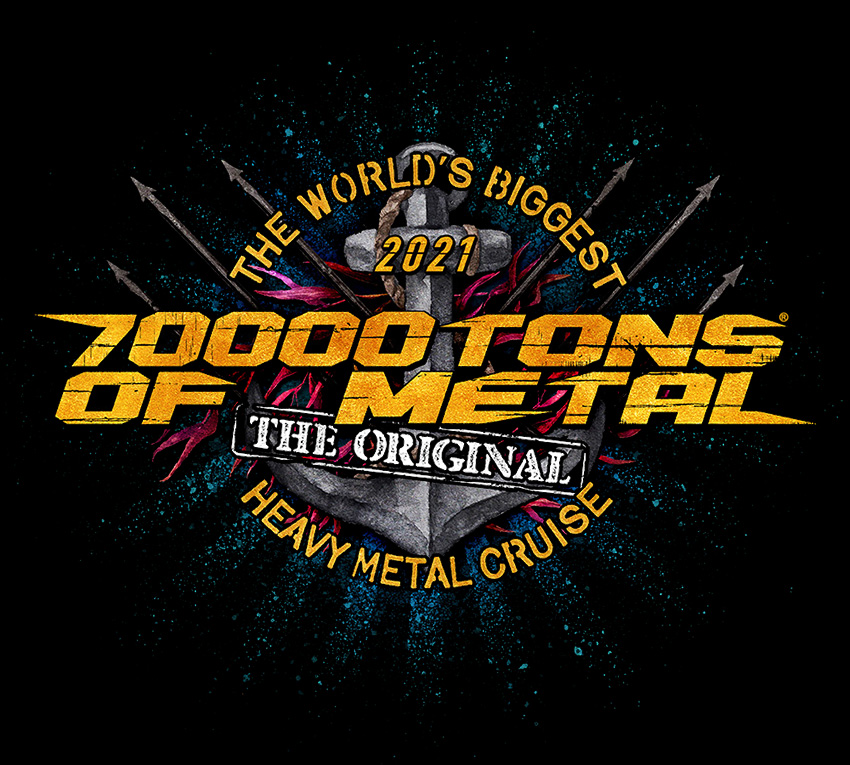 Best New Metal Bands 2021 HOME | 70000TONS OF METAL   The World's Biggest Heavy Metal Cruise